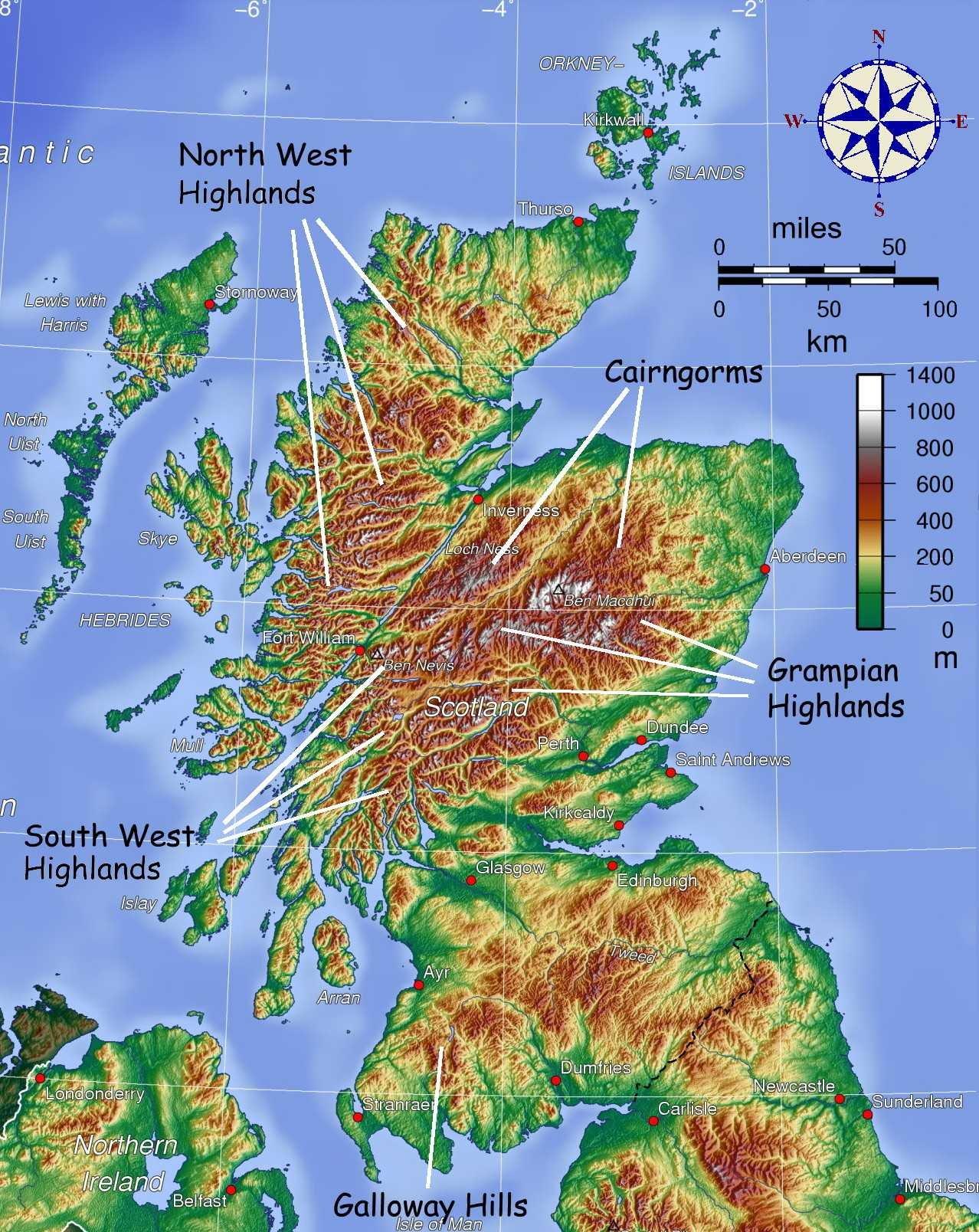 состав шотландия на карте мира фото разной
