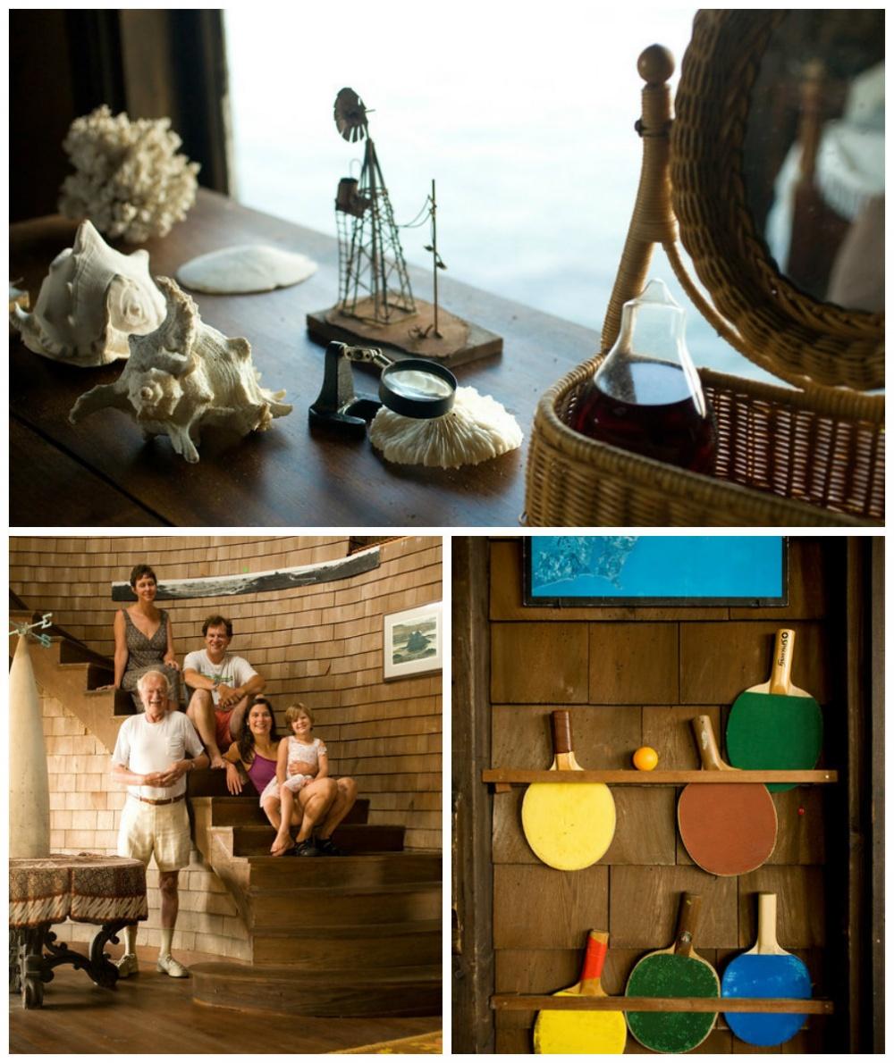 «Клингстон» сохранился втаком прекрасном состоянии благодаря любви итруду всех членов семейства Ву