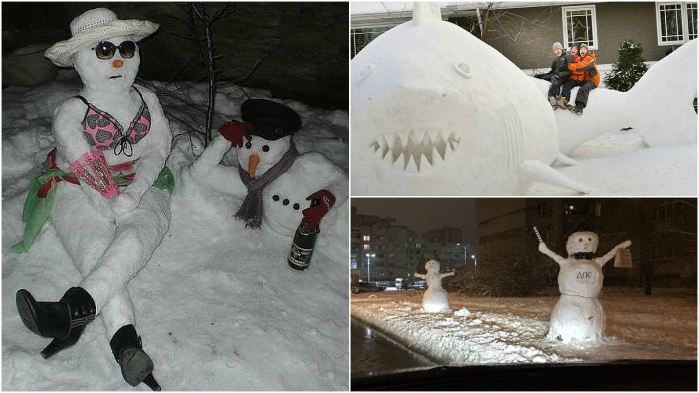 Снеговиков пост