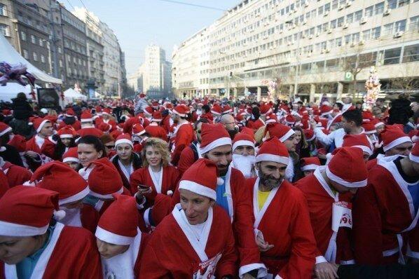 Сербия, Белград, благотворительность