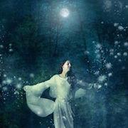 танец под луной