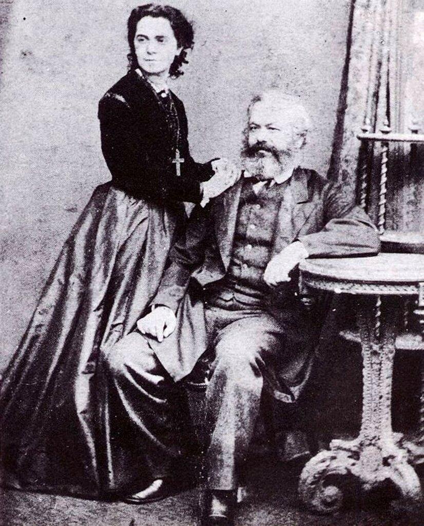 Карл Маркс и Женни фон Вестфален. Дженни Marx.jpg