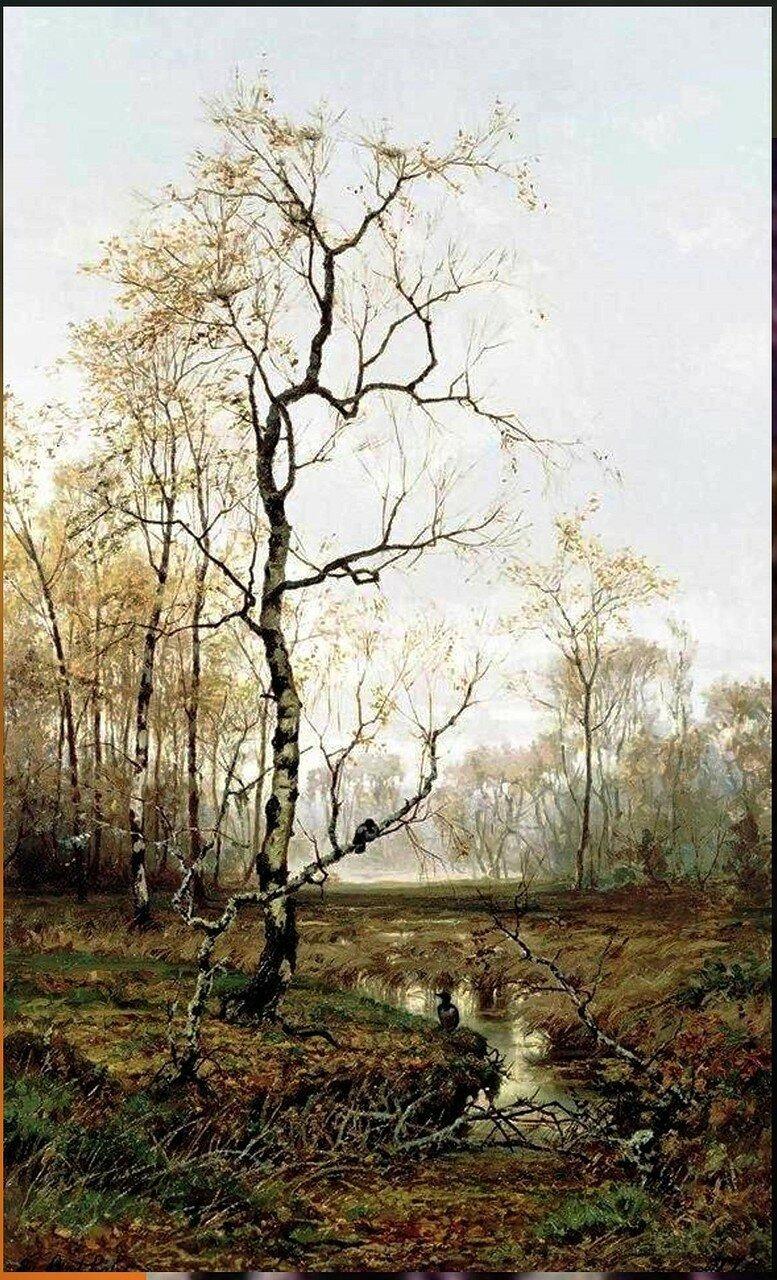 Картина Волкова. В лесу. По весне.jpg