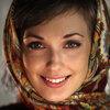 русская дама