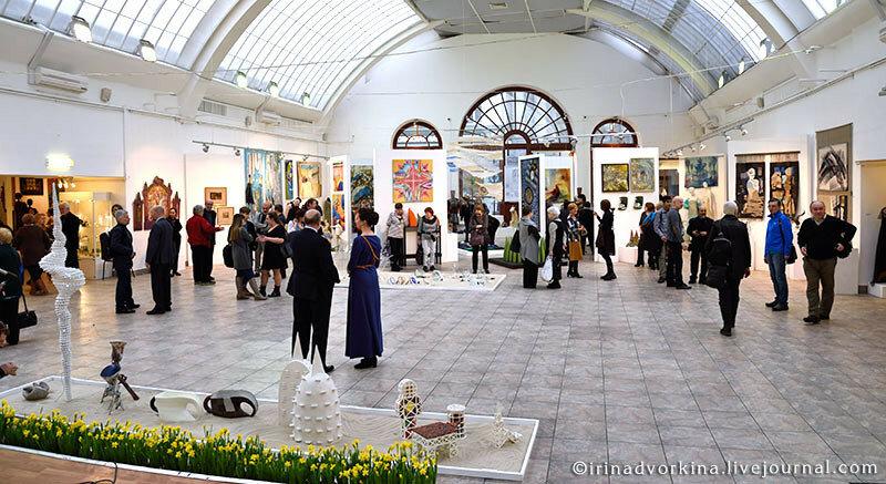 «Декоративное искусство Москвы. 2016»-1
