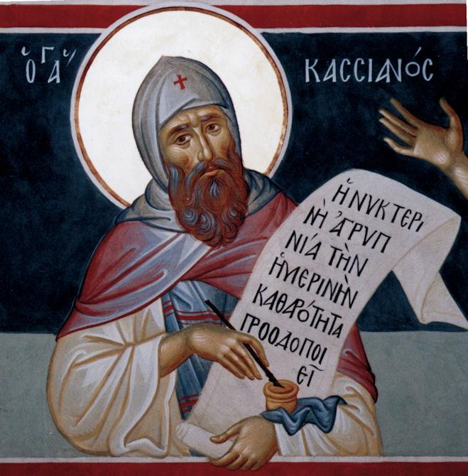 Святой Кассиан