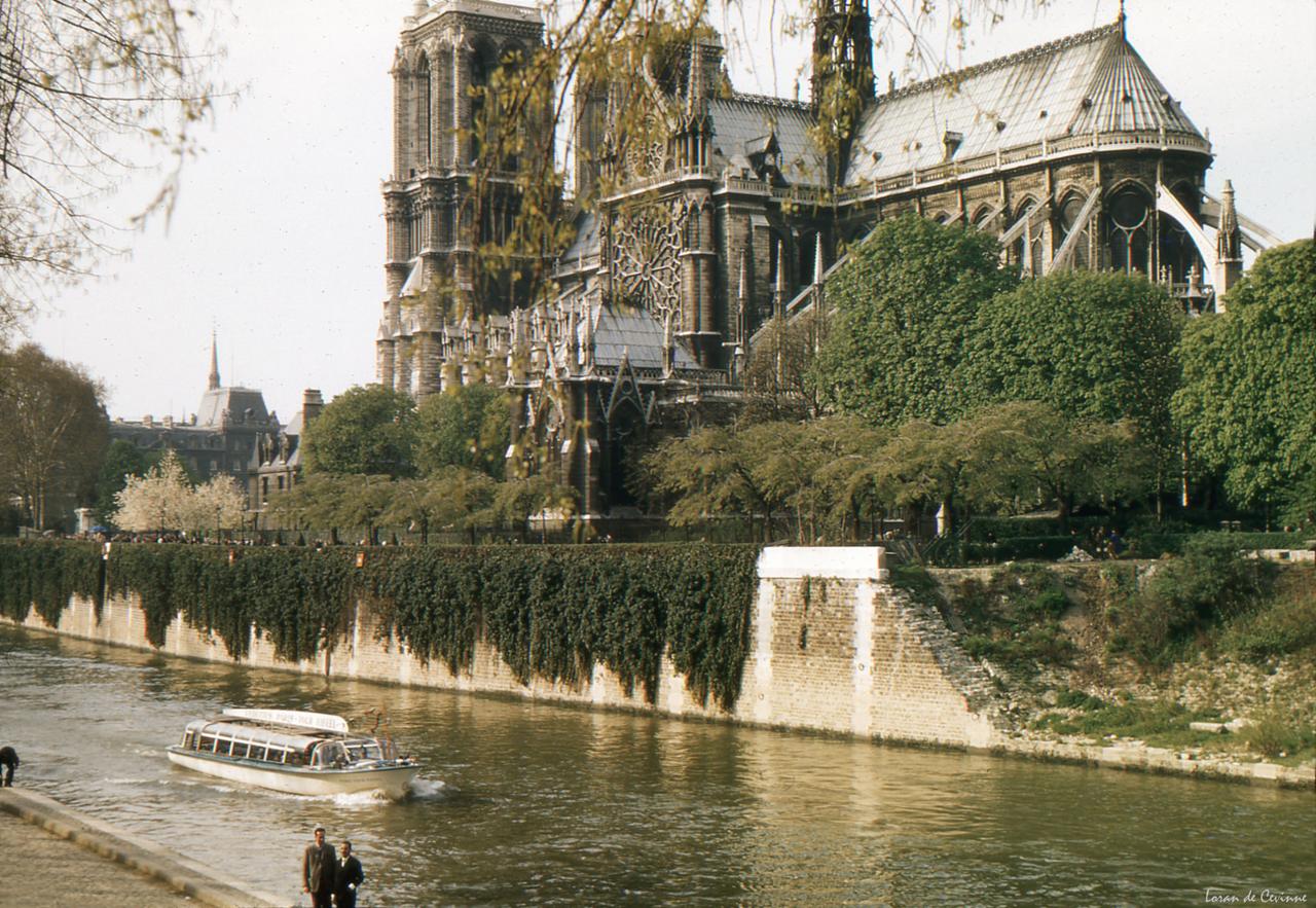 1960. Нотр-Дам