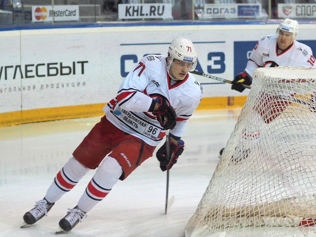 3Восток 1/4 плей-офф Металлург - Автомобилист 01.03.2016