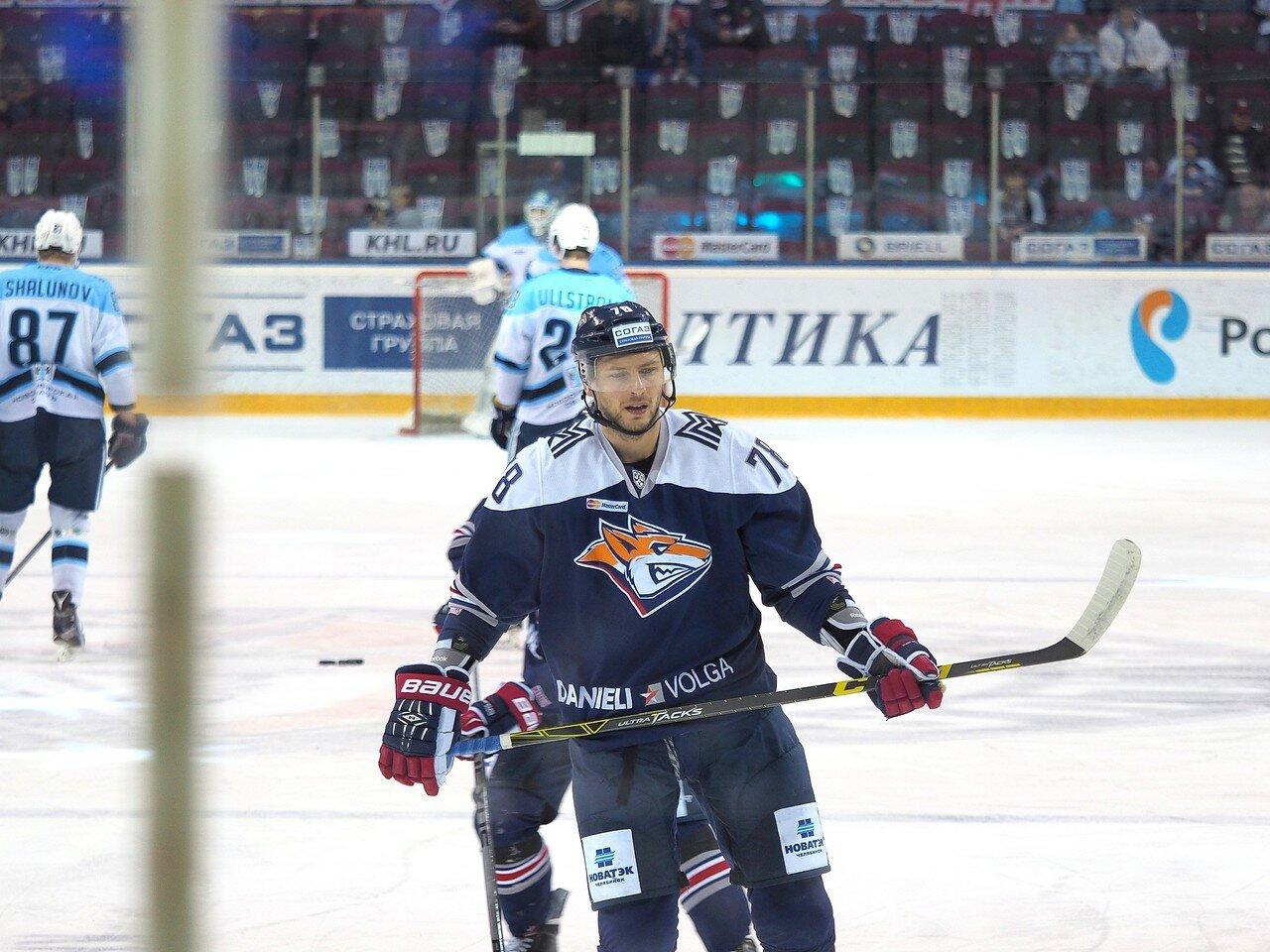 30Плей-офф 2016 Восток 1/2 Металлург - Сибирь 10.03.2016