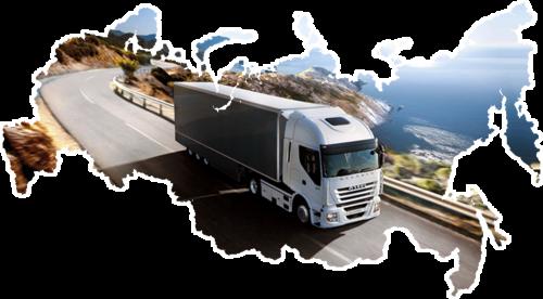Вопрос взимания платы с грузовиков в России не решен до конца