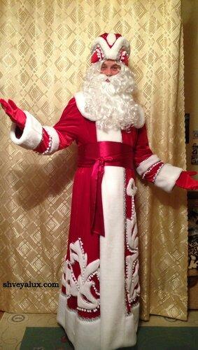 Пригласить Деда Мороза Москва