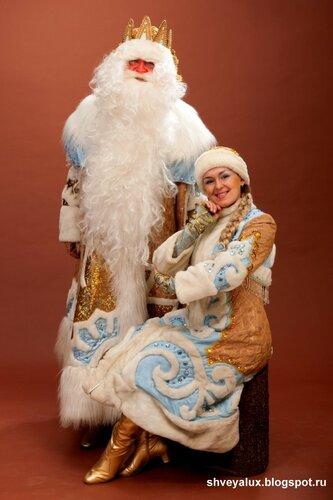Дед Мороз и Снегурочка Нижний Новгород