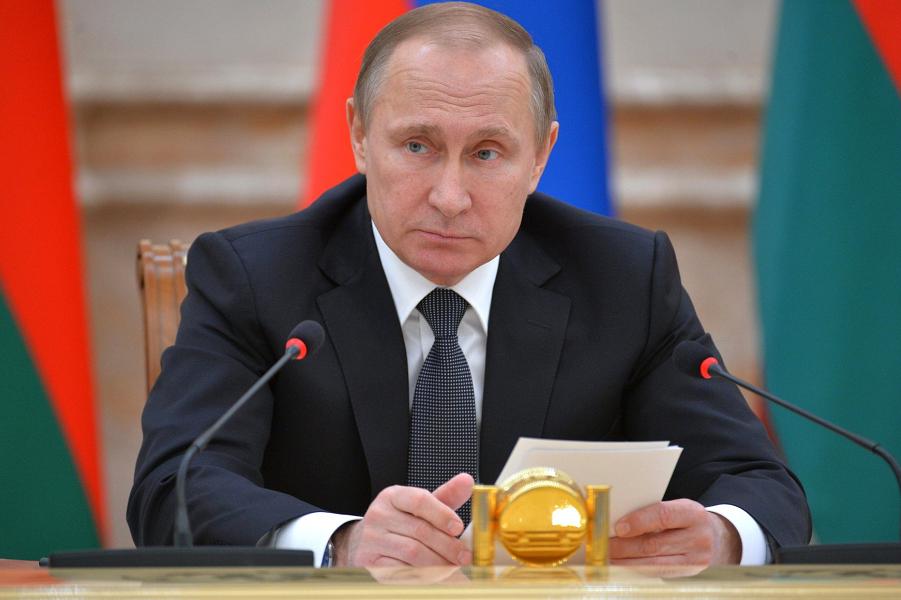 Путин на заседании Высшего Совета Союзного государства 25.02.16.png