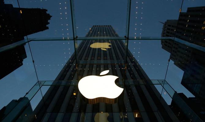 На Apple наложили штраф в 318 млн. евро за «увиливание» от уплаты налогов