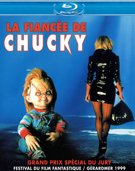 Невеста Чаки / Bride of Chucky (1998/BDRip/HDRip)