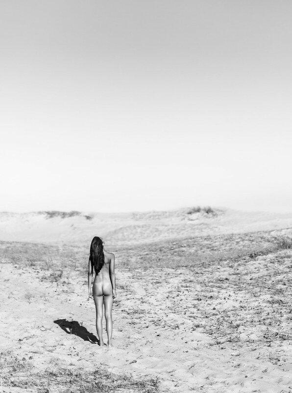 Jessica Marcell by Ezequiel Salvatierra