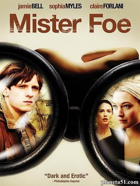 Холлэм Фоу / Hallam Foe (2007/DVDRip)