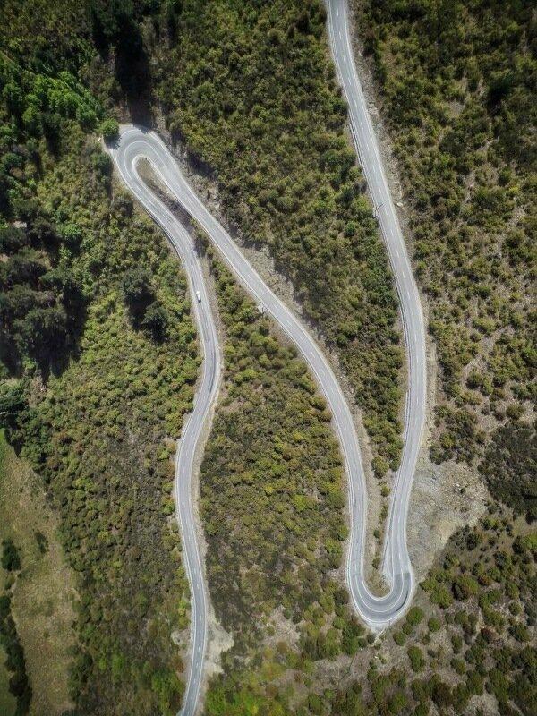 Красивые фотографии Новой Зеландии с высоты птичьего полёта 0 1c41ce 15322503 XL
