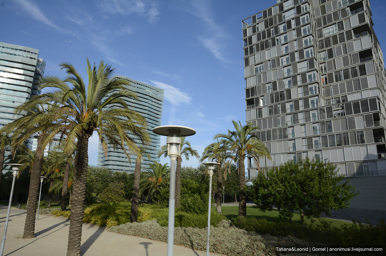 Другая Барселона