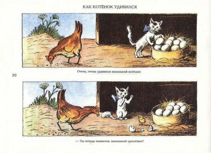 Рассказы в картинках Н.Радлова