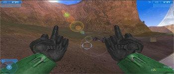 Спринт в Halo 2
