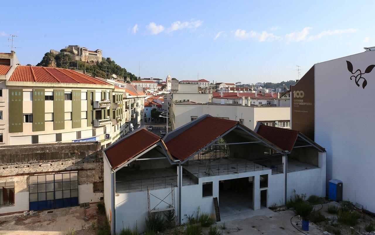Leiria. Rua Machado do Sentus (R. Machado dos Santos)