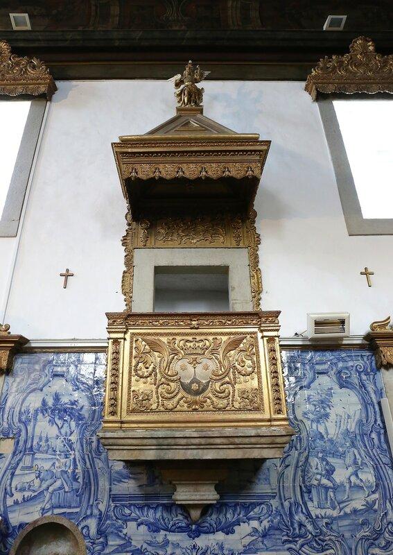 Igreja de Nossa Senhora do Carmo, Viseu