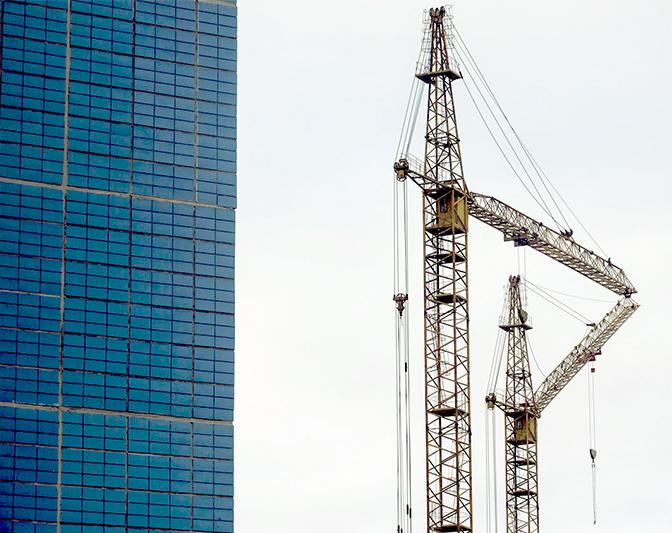 Мораторий на строительство жилых зданий в Балашихе, Королеве и Химках