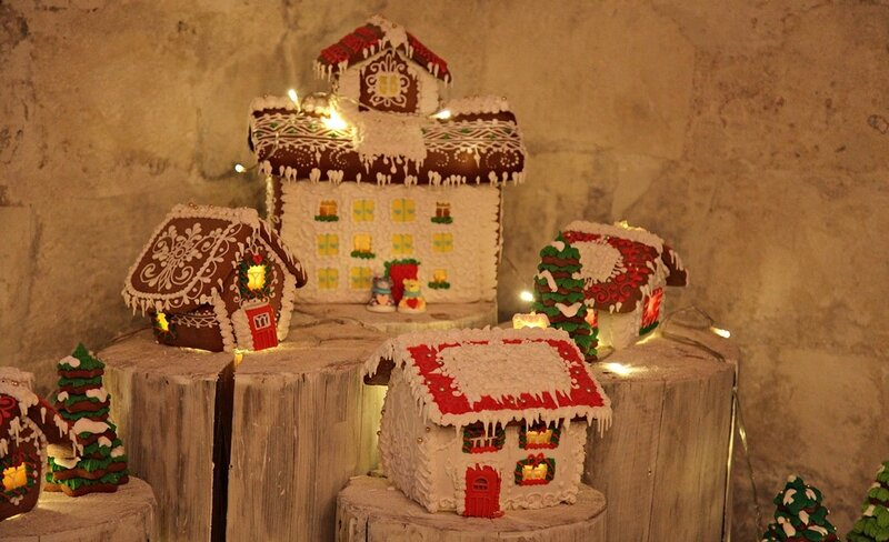 Moscow museum of gingerbread