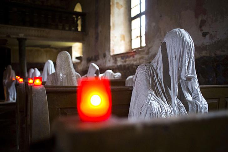 Самая страшная церковь в мире