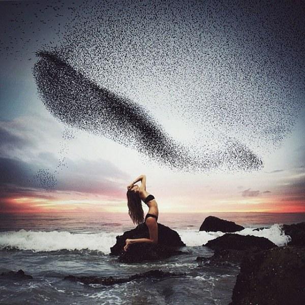Снимки с необычной обработкой Роберта Джанса