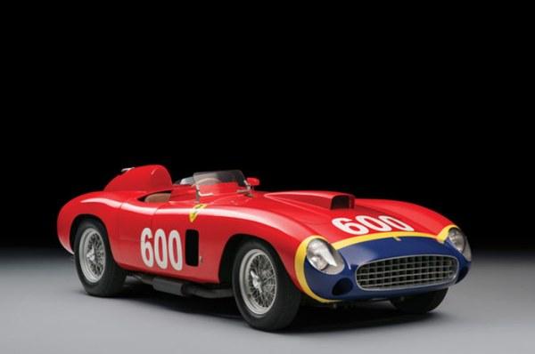 Самые дорогие автомобили 2015 года, проданные с аукциона