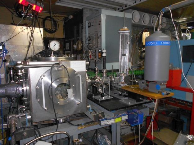 Озера Хакасии изучили с помощью синхротронного излучения