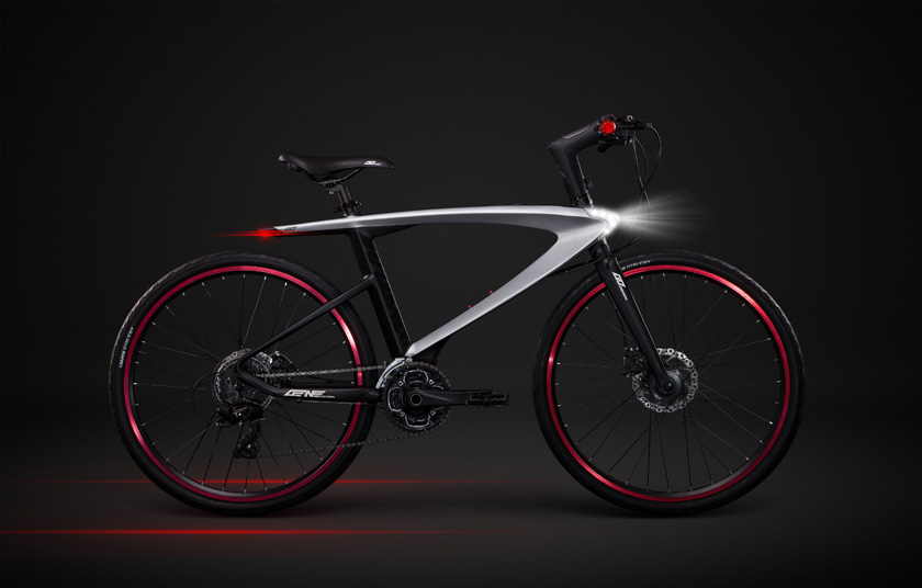 Android Le Super Bike