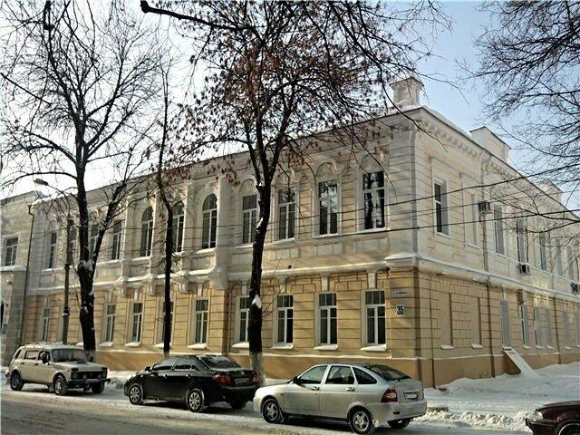 Ул. Карла Маркса(Старомосковская)№35. Дом Клочкова.