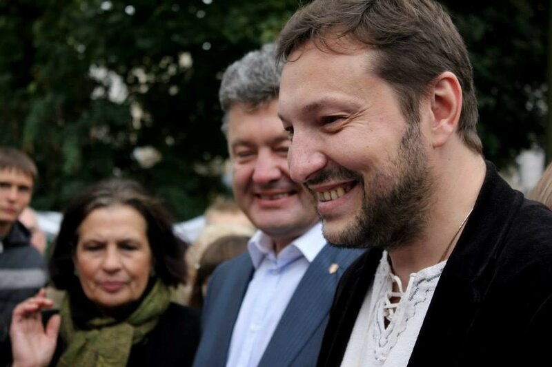 Голий сайт: Інформаційні війська України