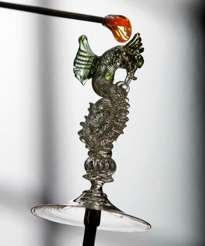 Venetian Glass Detective