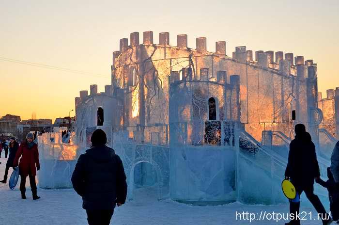 Ледовый городок Пермь, Пермь Великая