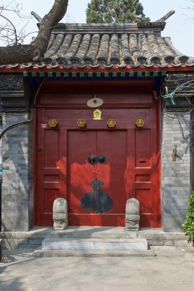 Ворота, Пекин