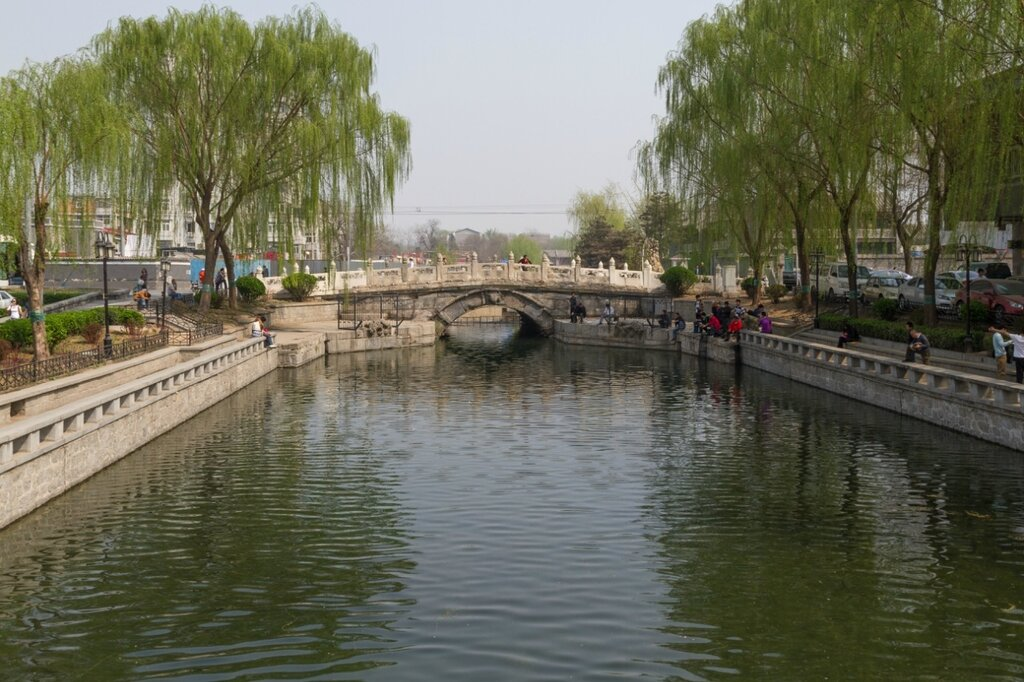 Мост Ваньнинцяо, Шичахай, Пекин