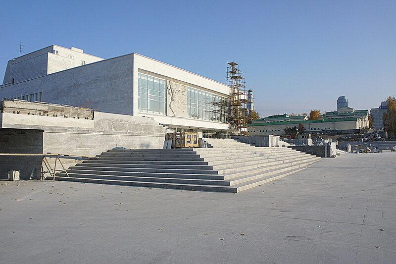 Геометрия Екатеринбурга