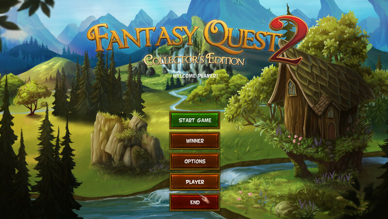 Fantasy Quest 2 Collectors Edition