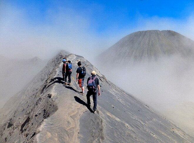 Вулкан Бромо. Индонезия