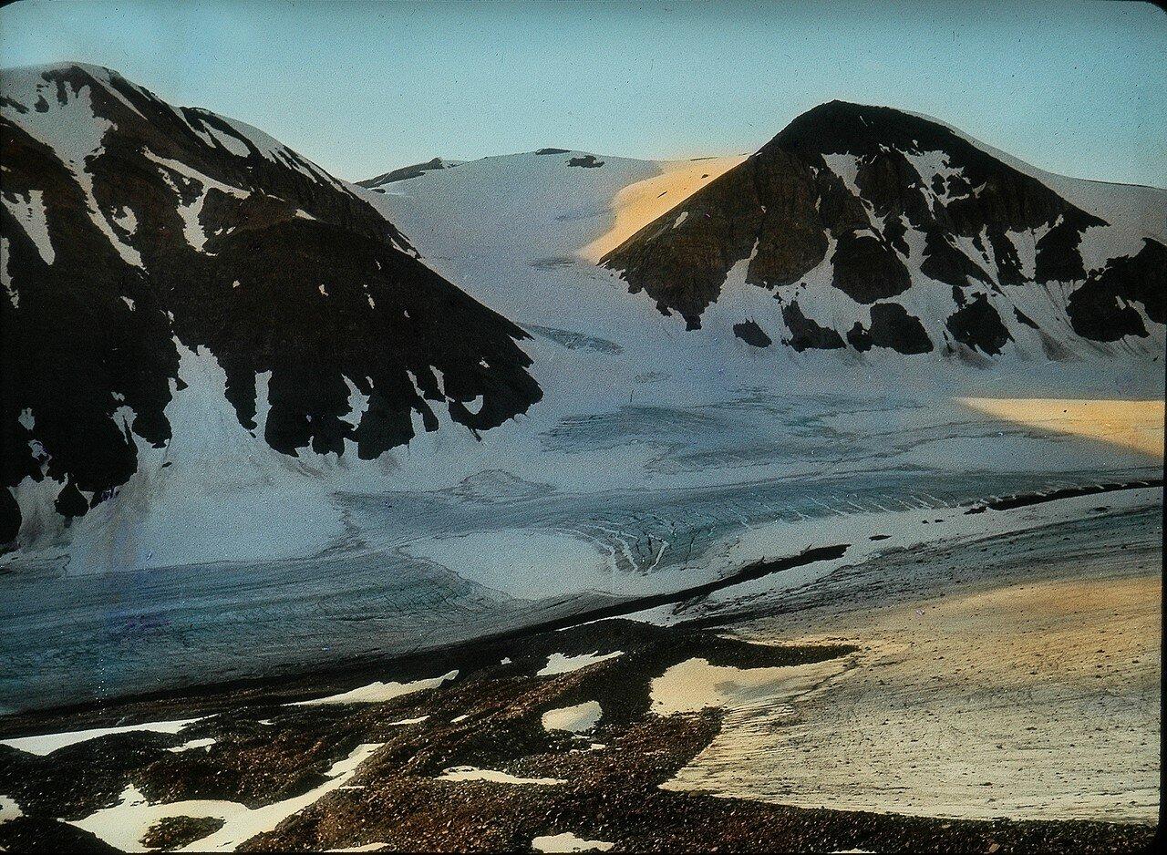 1937. Новая Земля. Маточкин Шар, ледник Третьякова
