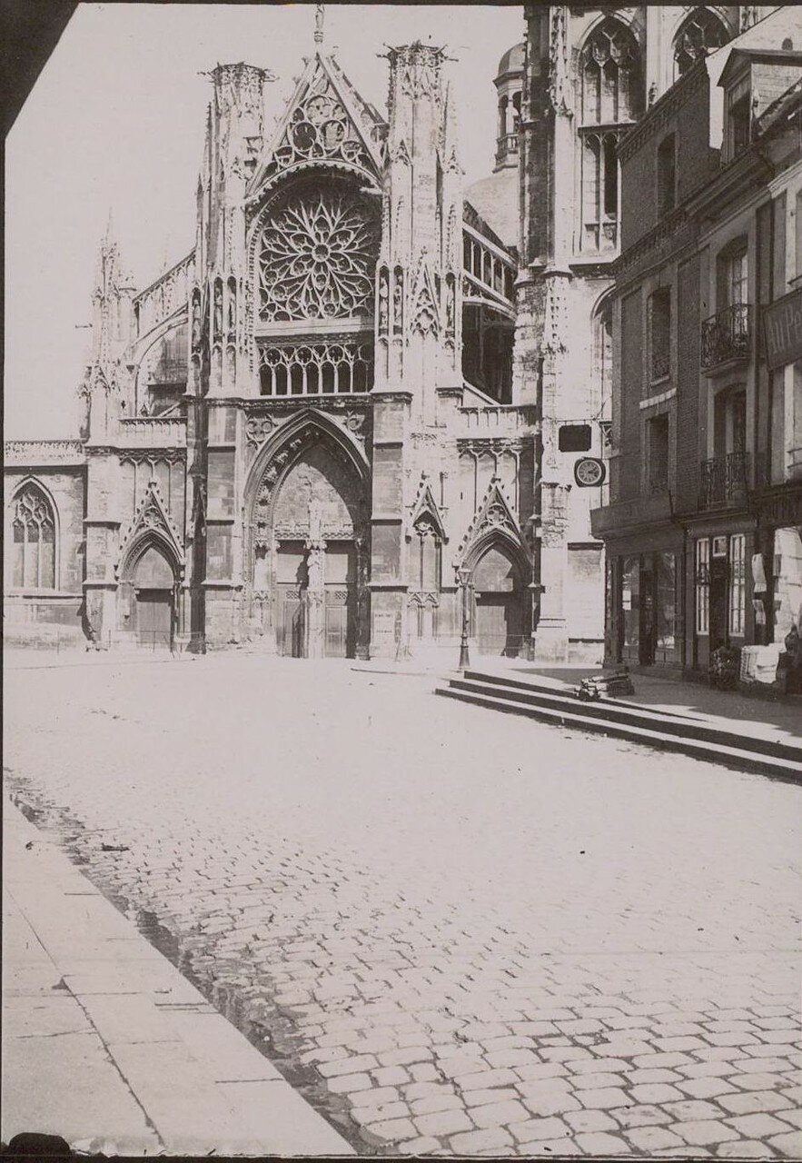 Дьеп. Церковь  Святого Жака