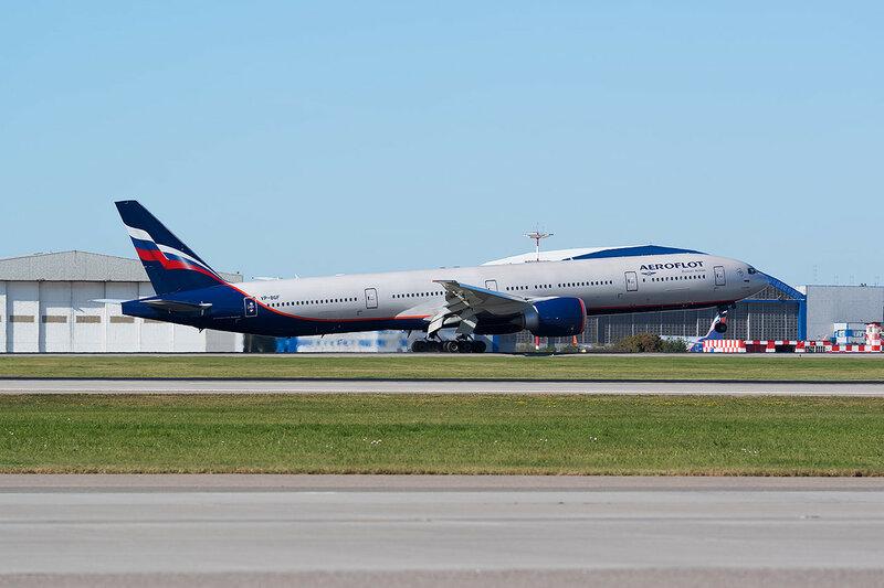 Boeing 777-3M0/ER (VP-BGF) Аэрофлот D800688