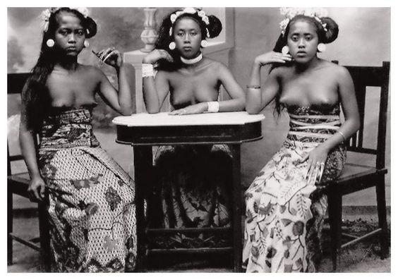 Historical photos of sexy black women