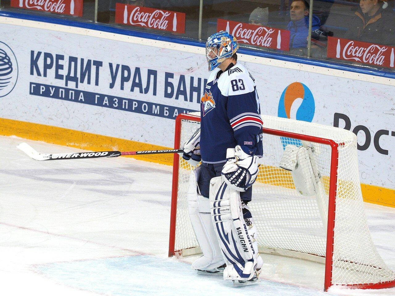 30Металлург - Динамо Минск 13.01.2015