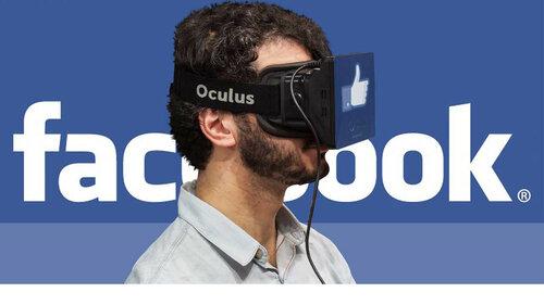 Facebook создаст свою платформу виртуальной реальности