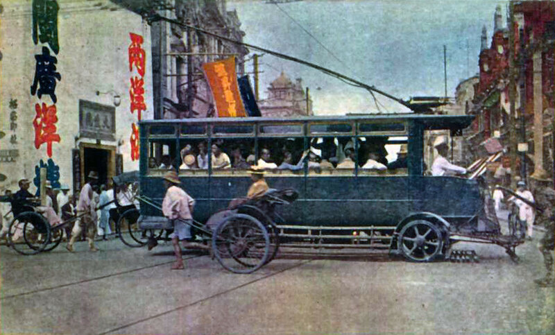 1920s Shanghai AEC trolleybus1.jpg